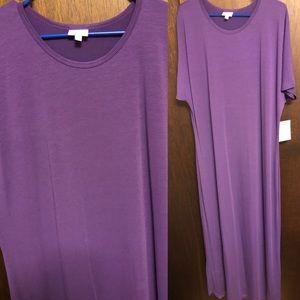 Maria NWT Lularoe Maxi Dress